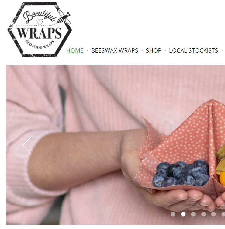 Website review and SEO for Beeutiful Wraps